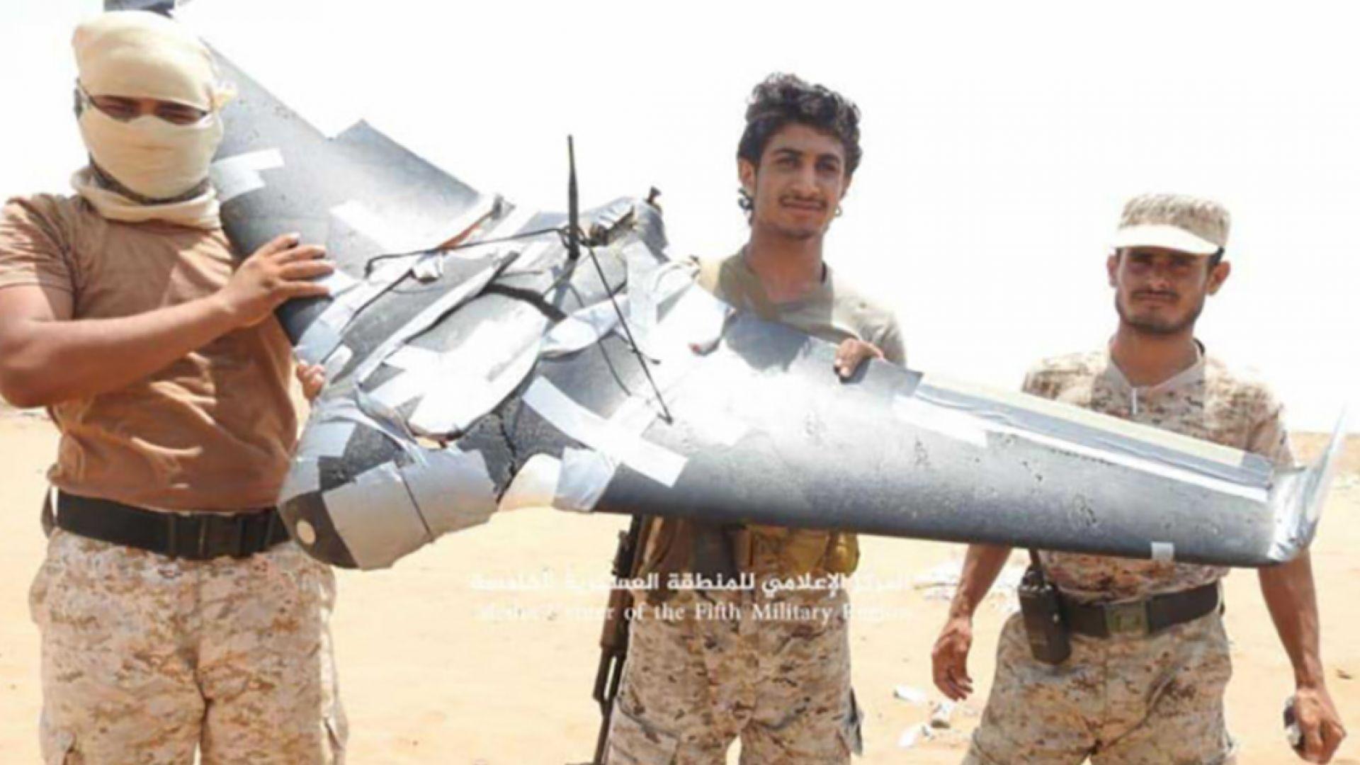 Петима ранени при атака с дрон срещу саудитско летище