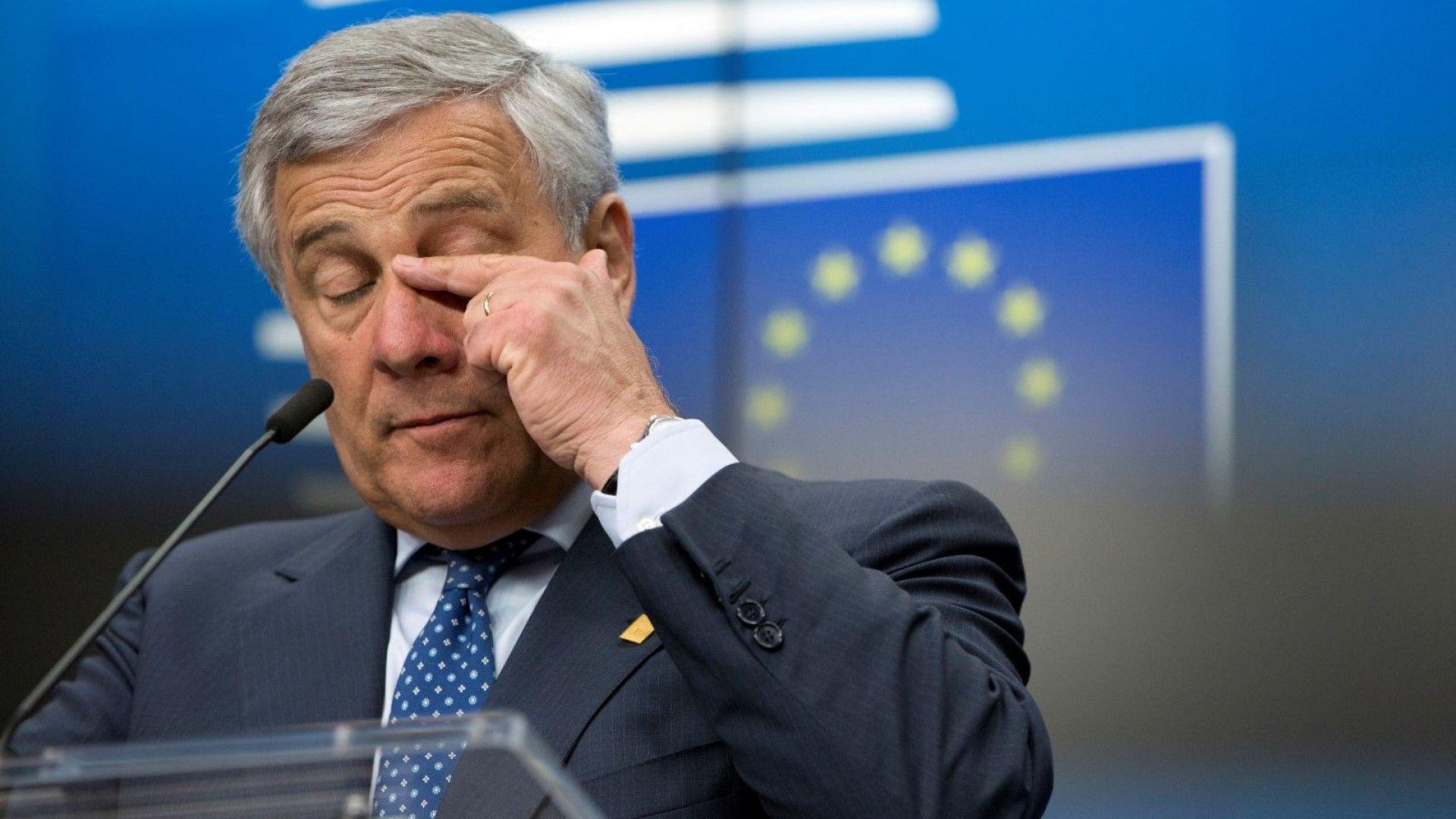 """Лидерската """"катастрофа"""" в Брюксел нанесе силен удар по авторитета на ЕС"""