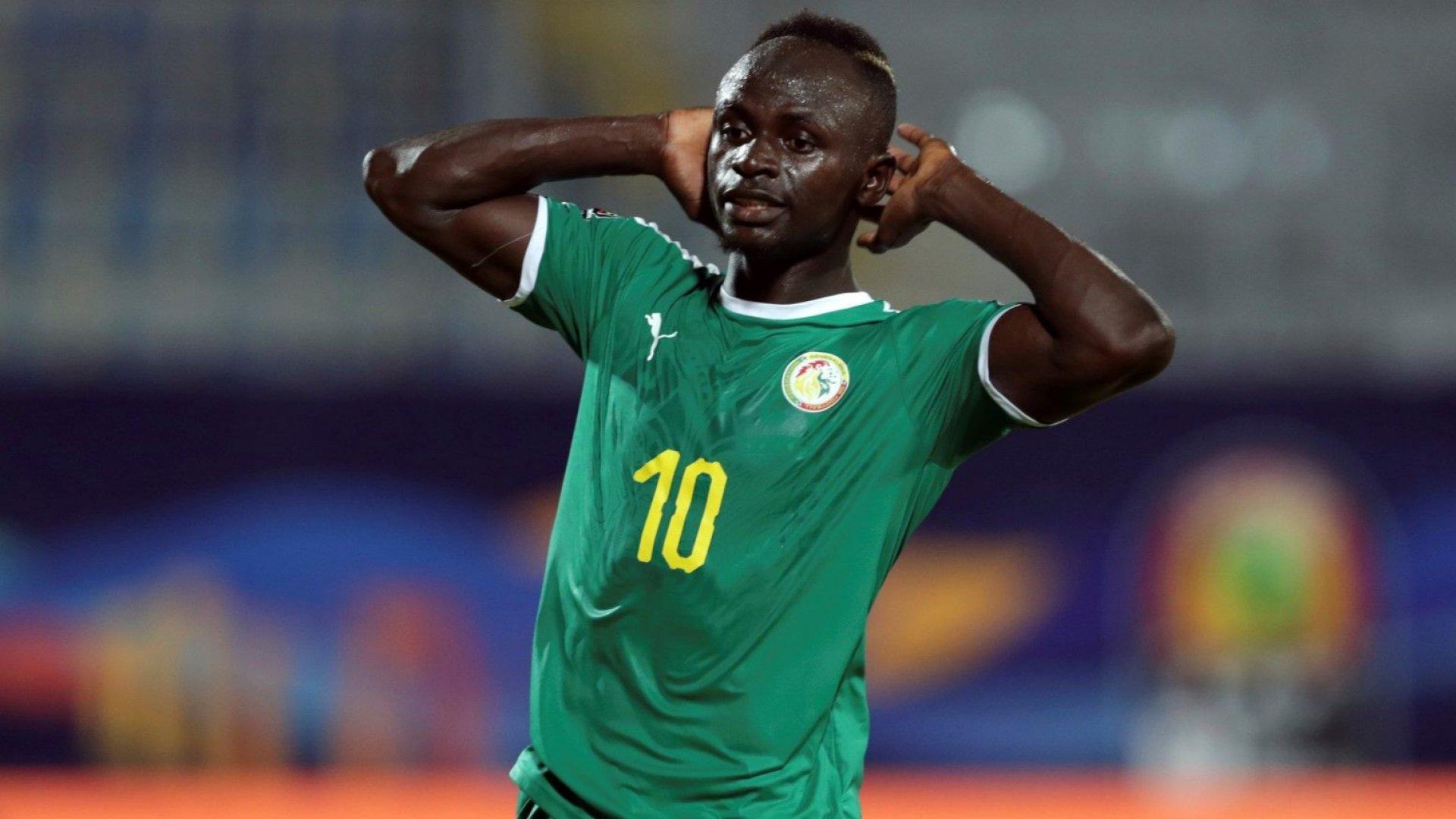 Садио Мане се разигра, за да прати Сенегал напред