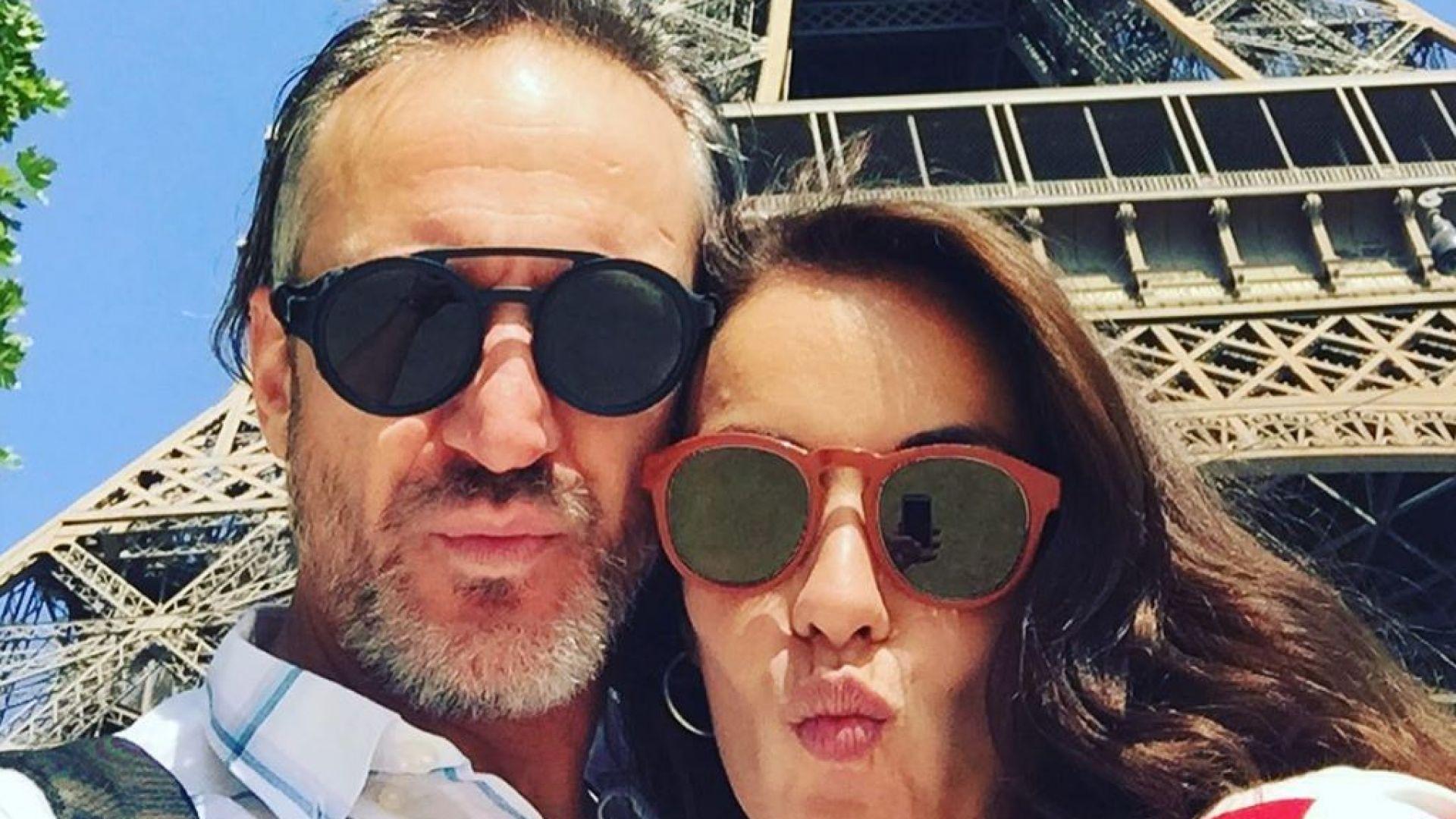 Радина и Деян влюбени в Париж