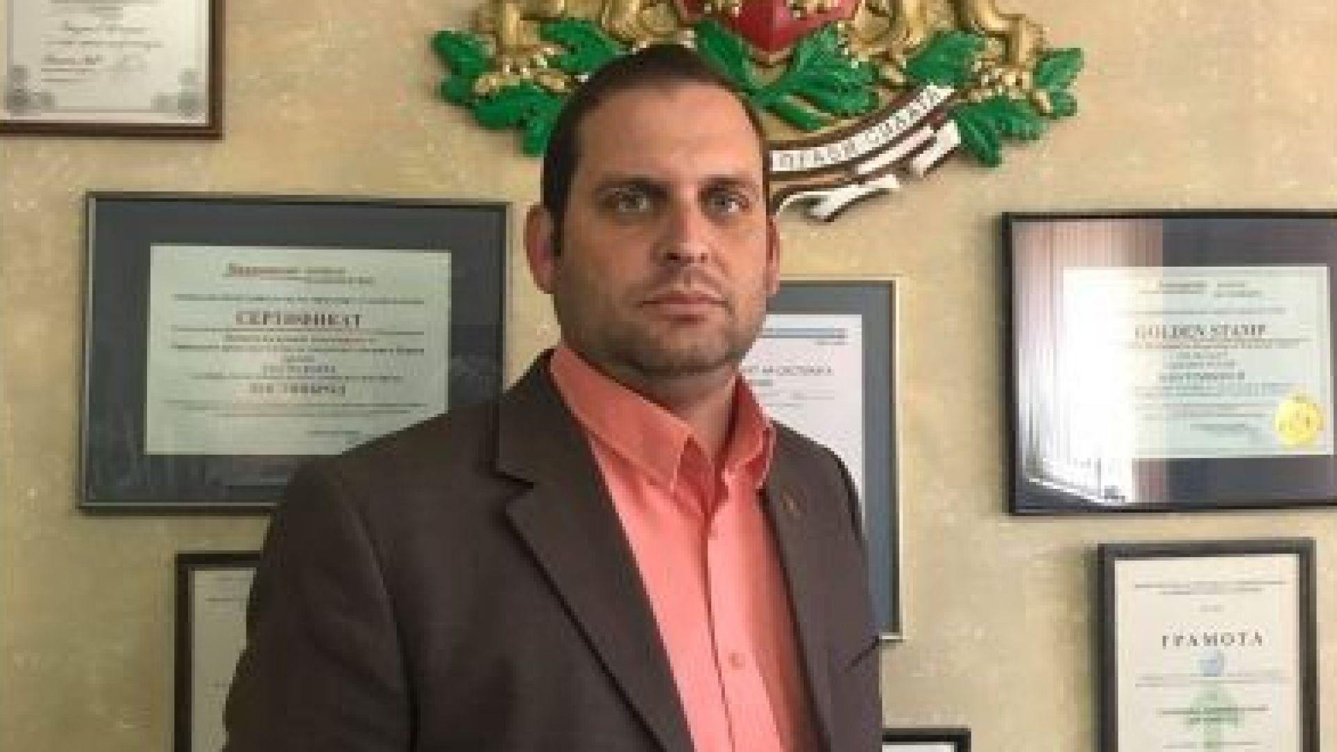 Обвиниха кмета на Костинброд за смъртта на моториста при катастрофа