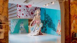 Първият плаващ музей за стрийт арт отвори врати в Париж