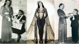 """""""Кралицата на амазонките"""": най-високата звезда на бурлеската Лоис Дефи"""