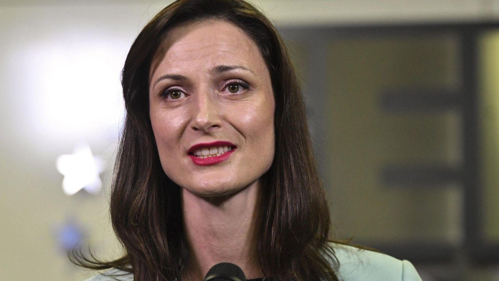 Кабинетът одобри номинацията на Мария Габриел за еврокомисар от България