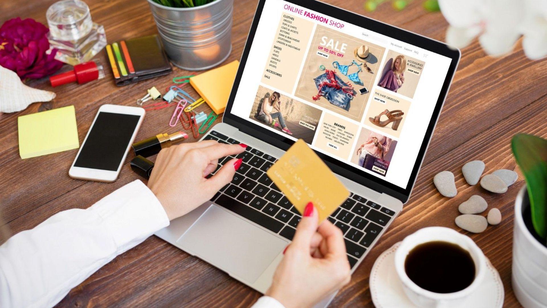 От невнесени данъци и осигуровки в онлайн търговията бюджетът губи около 170 млн. лв. годишно