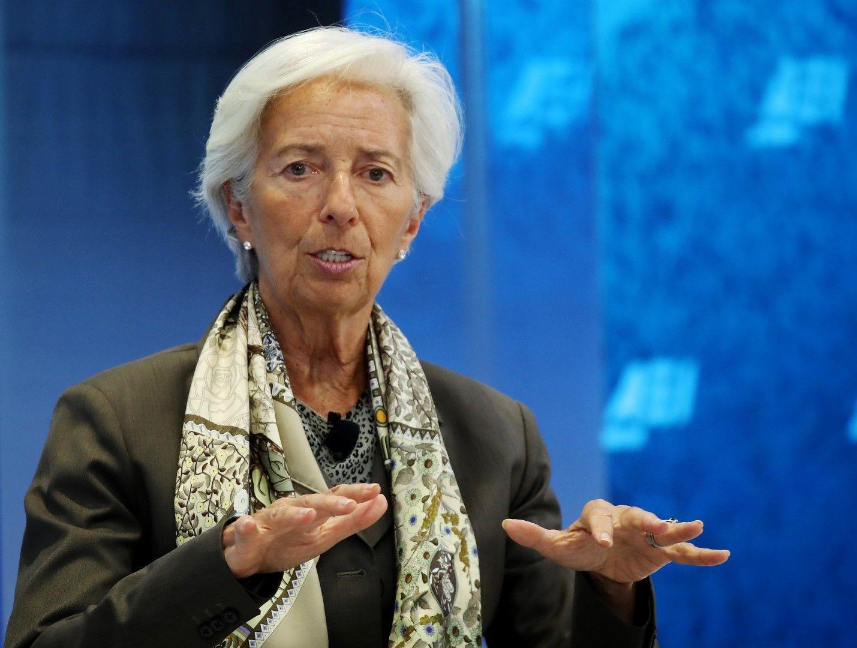 Кристин Лагард може да смени МВФ с ЕЦБ