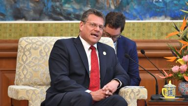 ЕС, Русия и Украйна преговарят за газа
