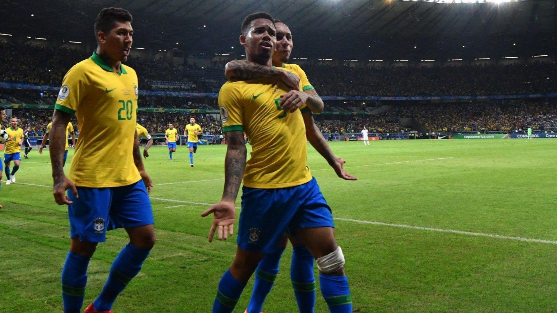 Смъртоносни бразилски куршуми и гредите убиха мечтата на Меси