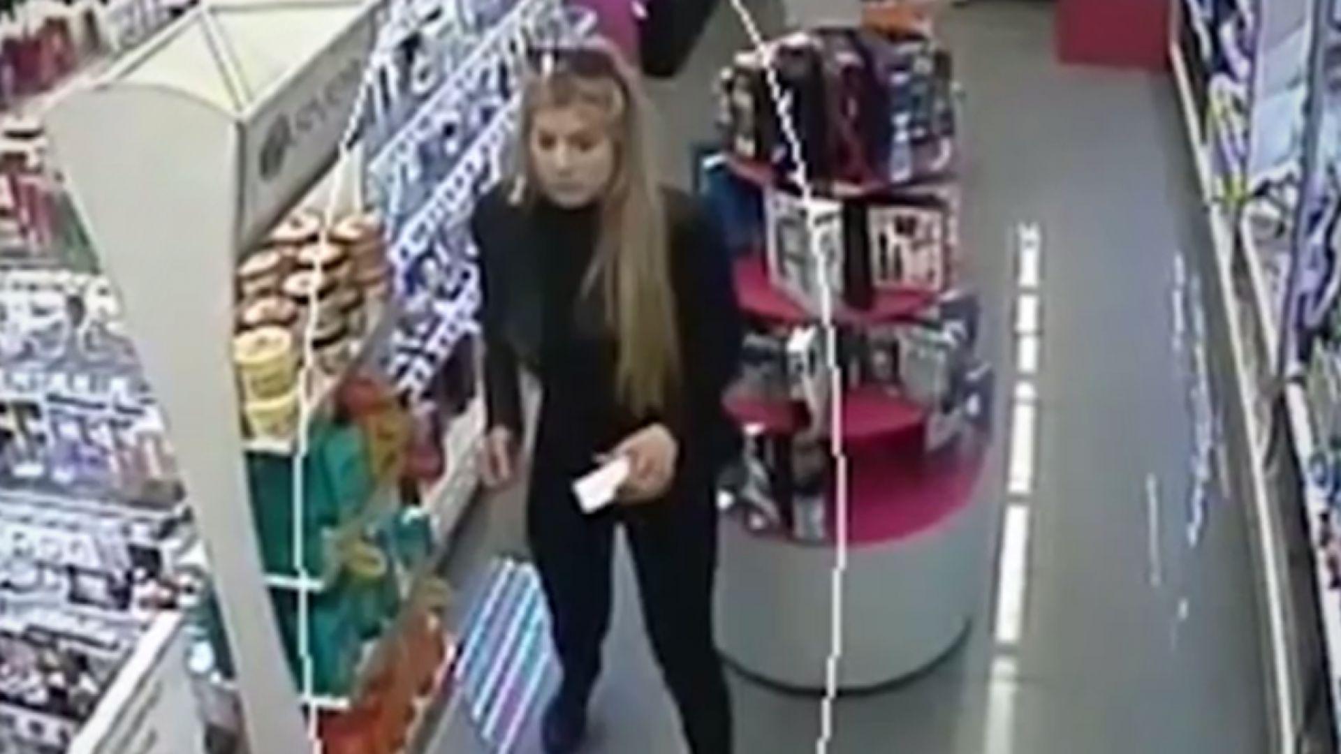 Полицията в Пловдив издирва две жени за кражби на скъпи парфюми. Вижте ги!