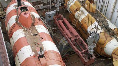 От Русия за пламналия дълбоководен апарат: Това е свръхсекретно стратегическо оръжие