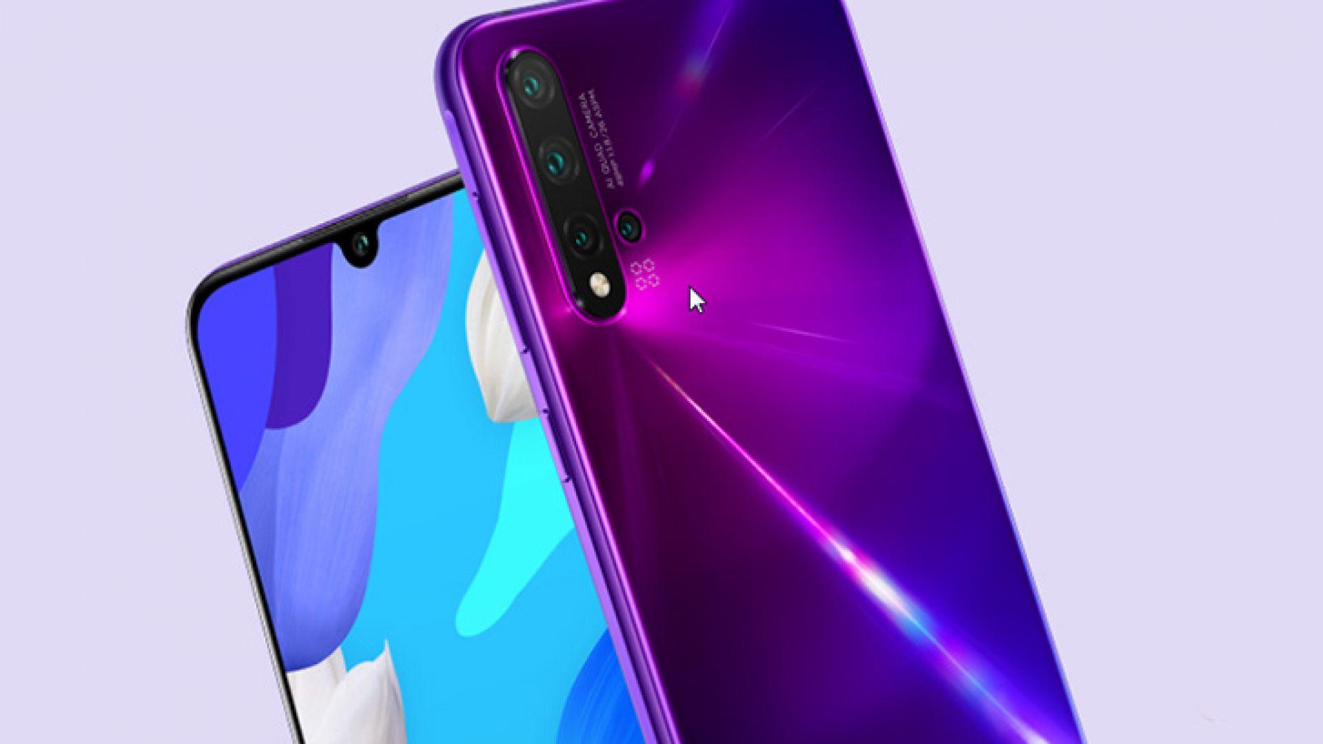 Задава се новия хит на Huawei - Honor 9X