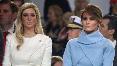 Приятелки ли са Иванка Тръмп и Мелания