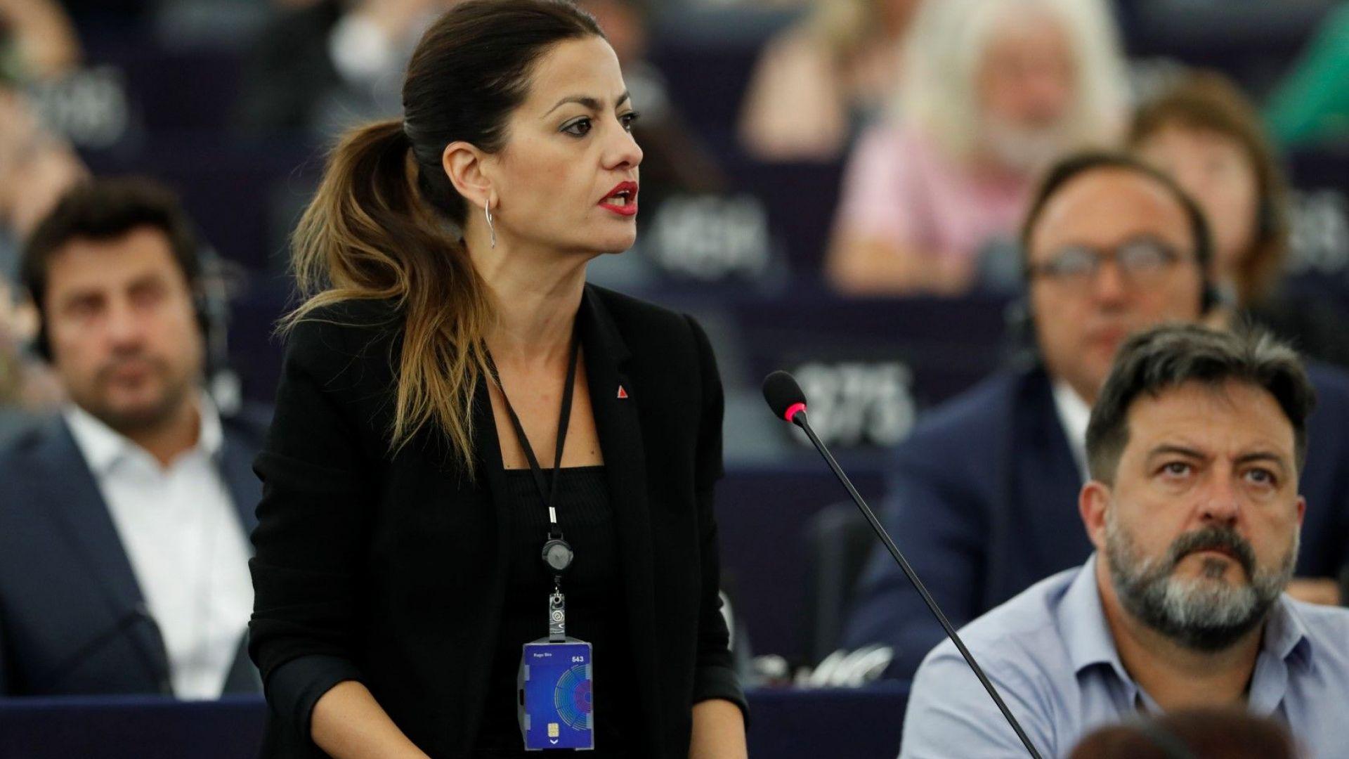 Сира Рего (Европейска обединена левица, Испания)