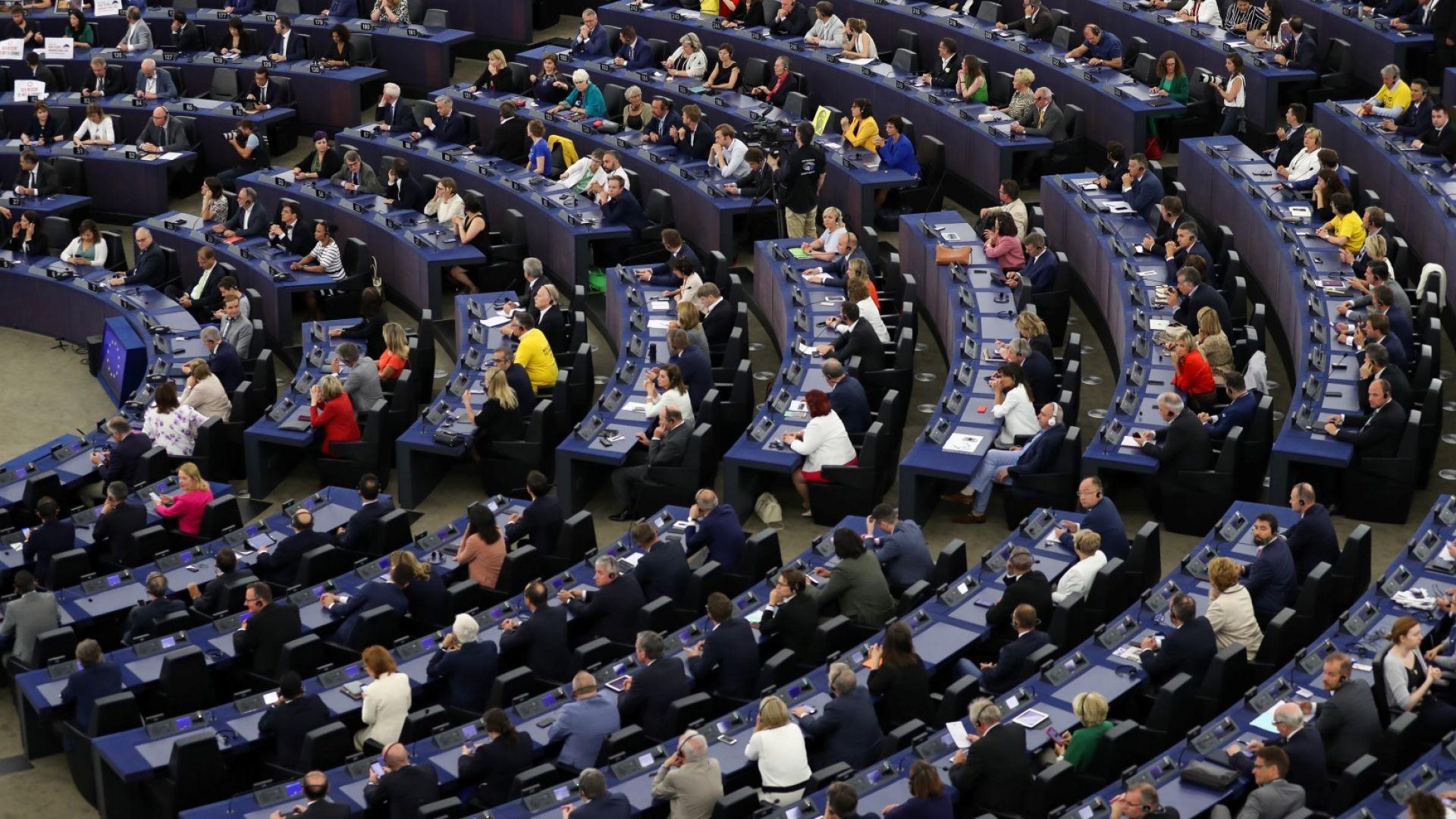Русия оспори резолюцията на ЕП, че пактът Рибентроп-Молотов е довел до ВСВ