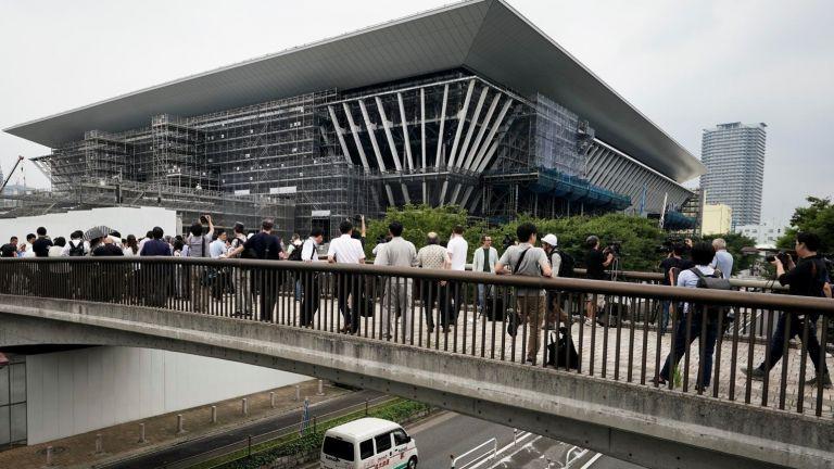 387 дни преди Олимпиадата, Токио показа арените за игрите (снимки)