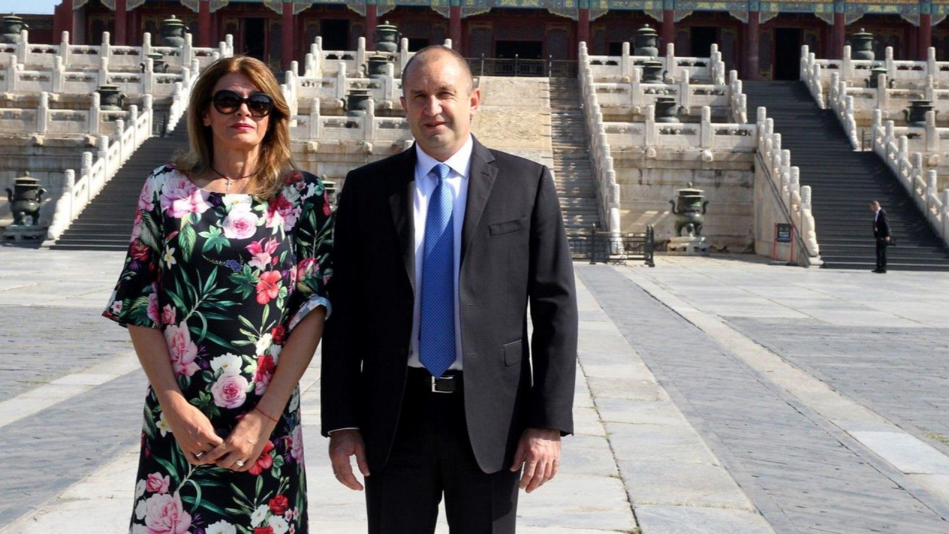 123 хил. лв. от заплати получил президентът през 2018 г., за Борисов 83 хил.
