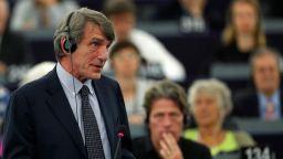 Давид Сасоли е новоизбраният председател на Европейския парламент