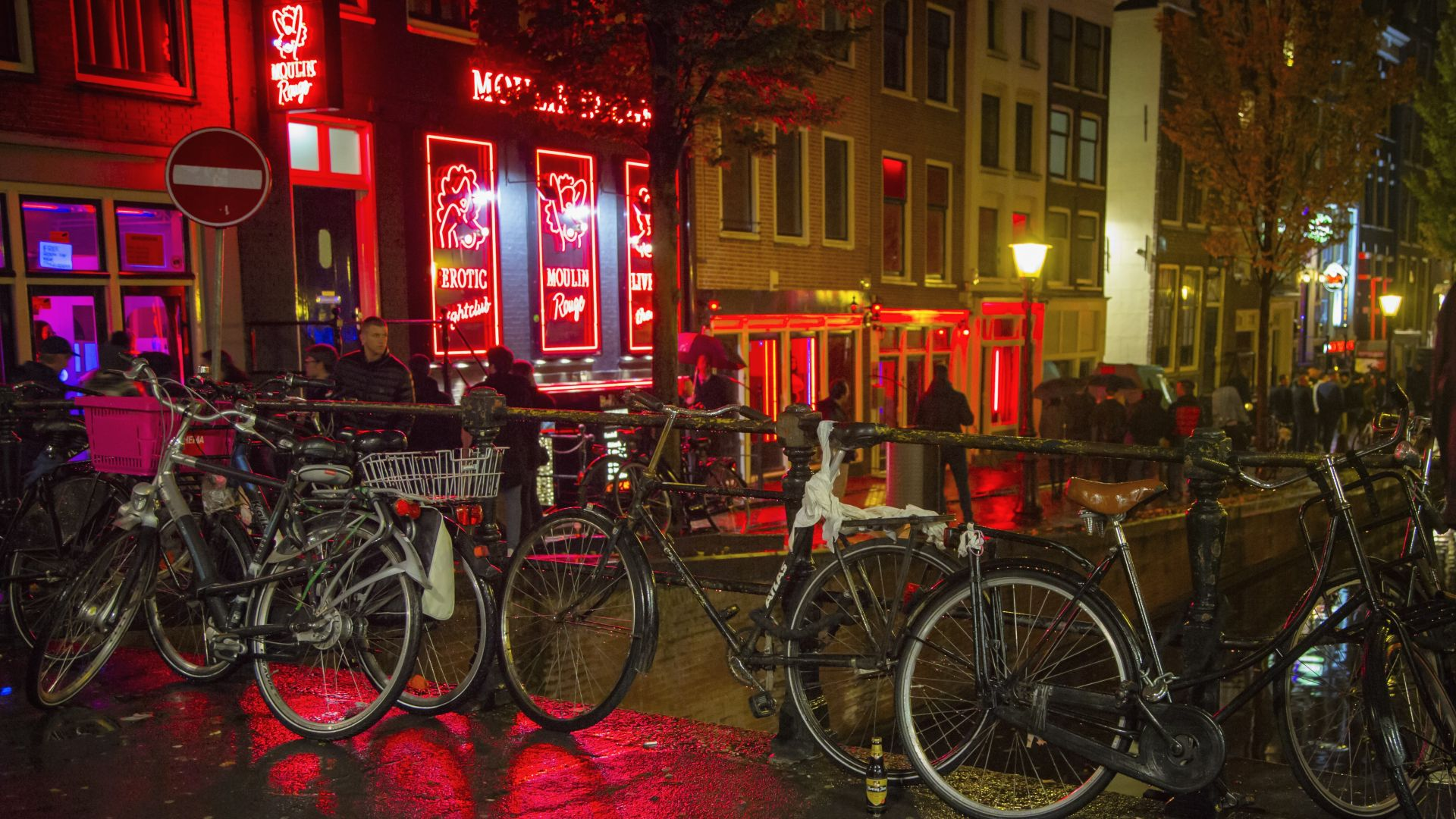 Радикални промени в Квартала на червените фенери в Амстердам