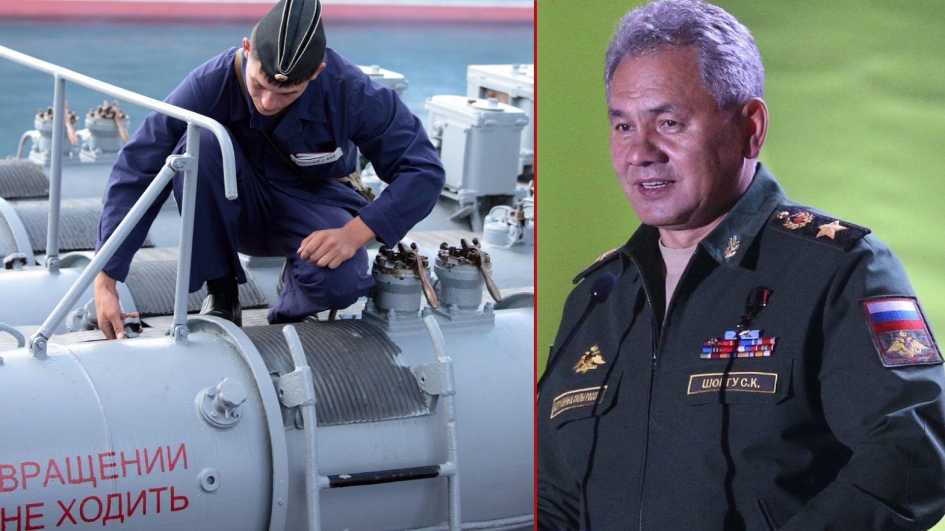 Има оцелели при трагедията със секретния руски апарат в Баренцово море