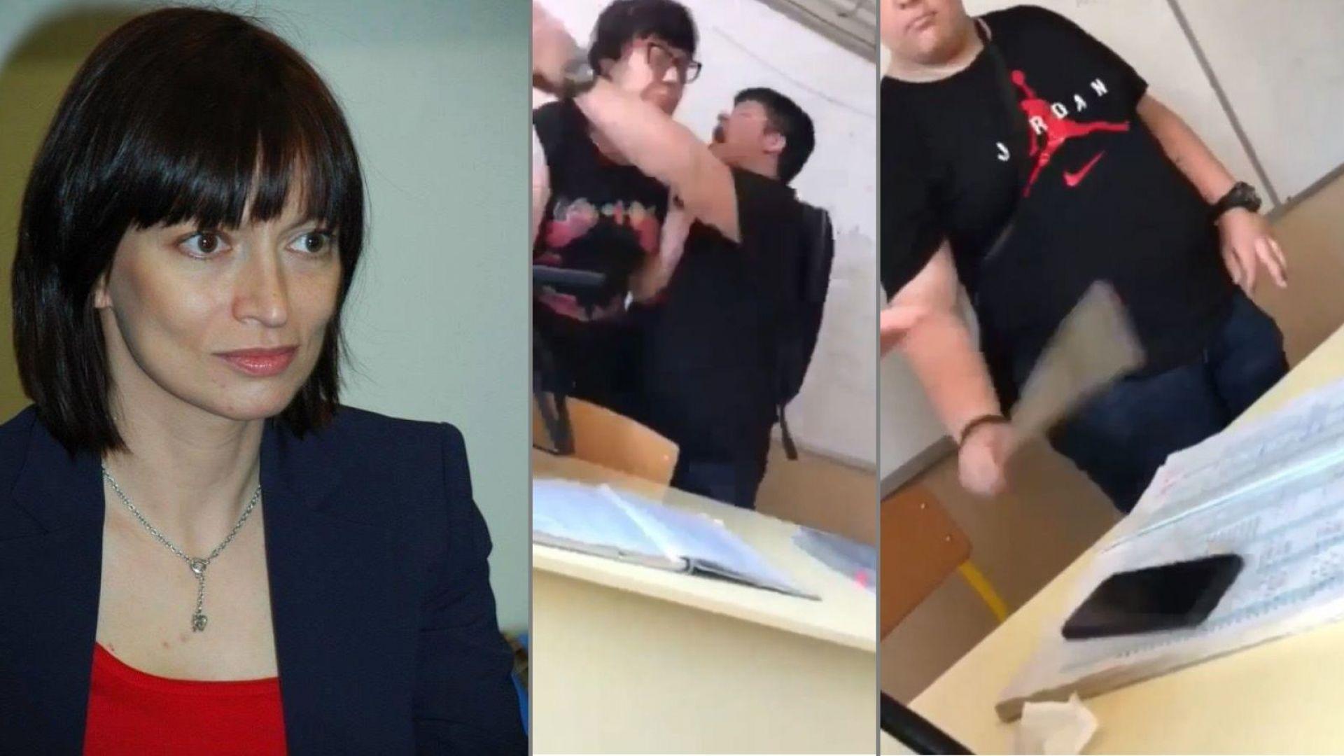 Видеоклип сневъздържано поведение пловдивски ученик се превърна в централна тема