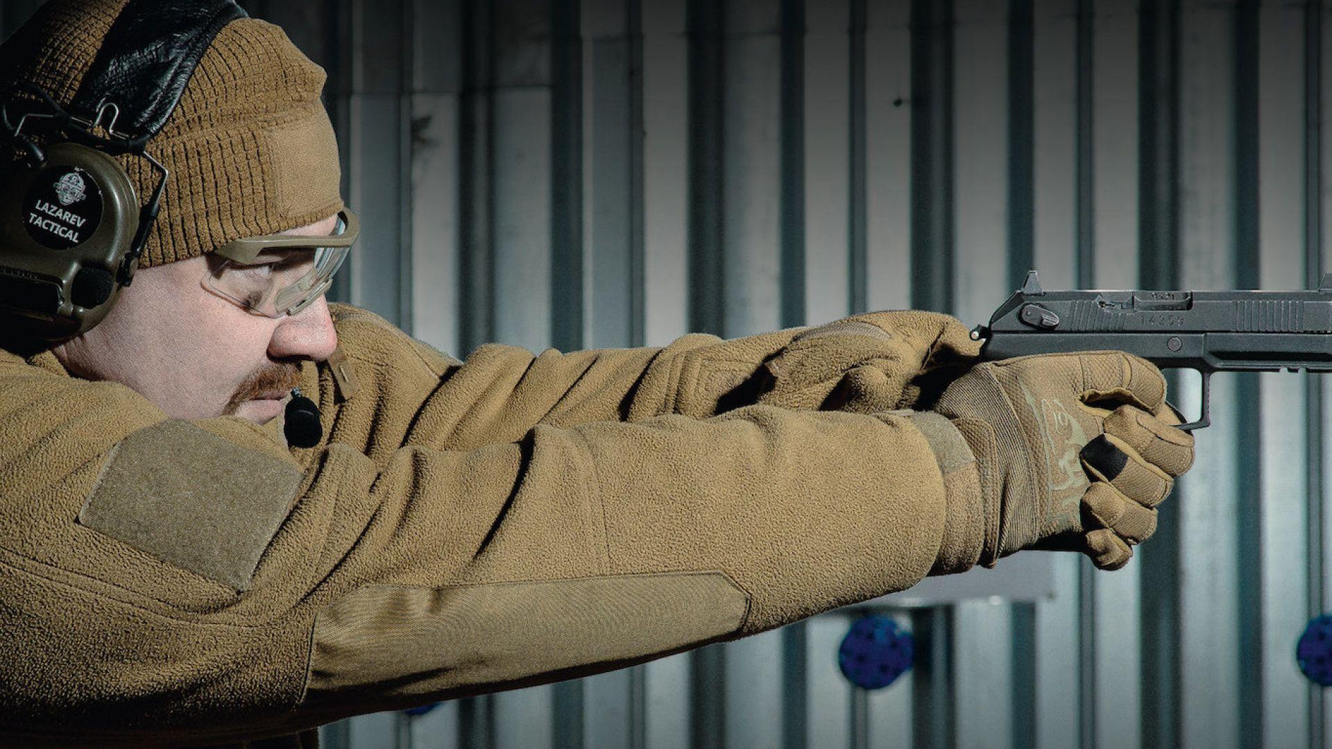"""5 факта за новия руски пистолет """"Удав"""""""