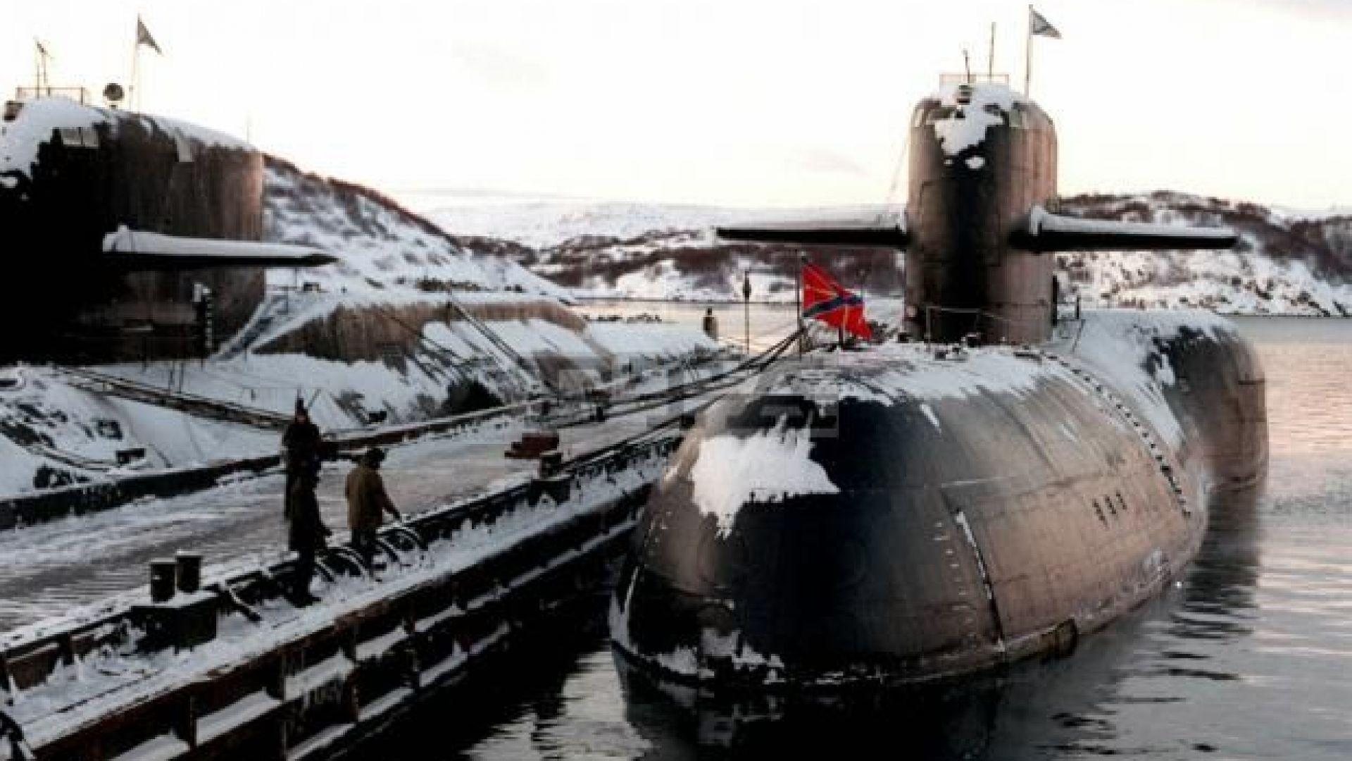 Пожарът на борда на свръхсекретната руска ядрена подводница е можел