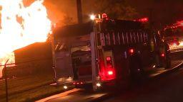 Пожар в склад на Jim Beam унищожи 40 000 барела бърбън, щетите са за стотици милиони