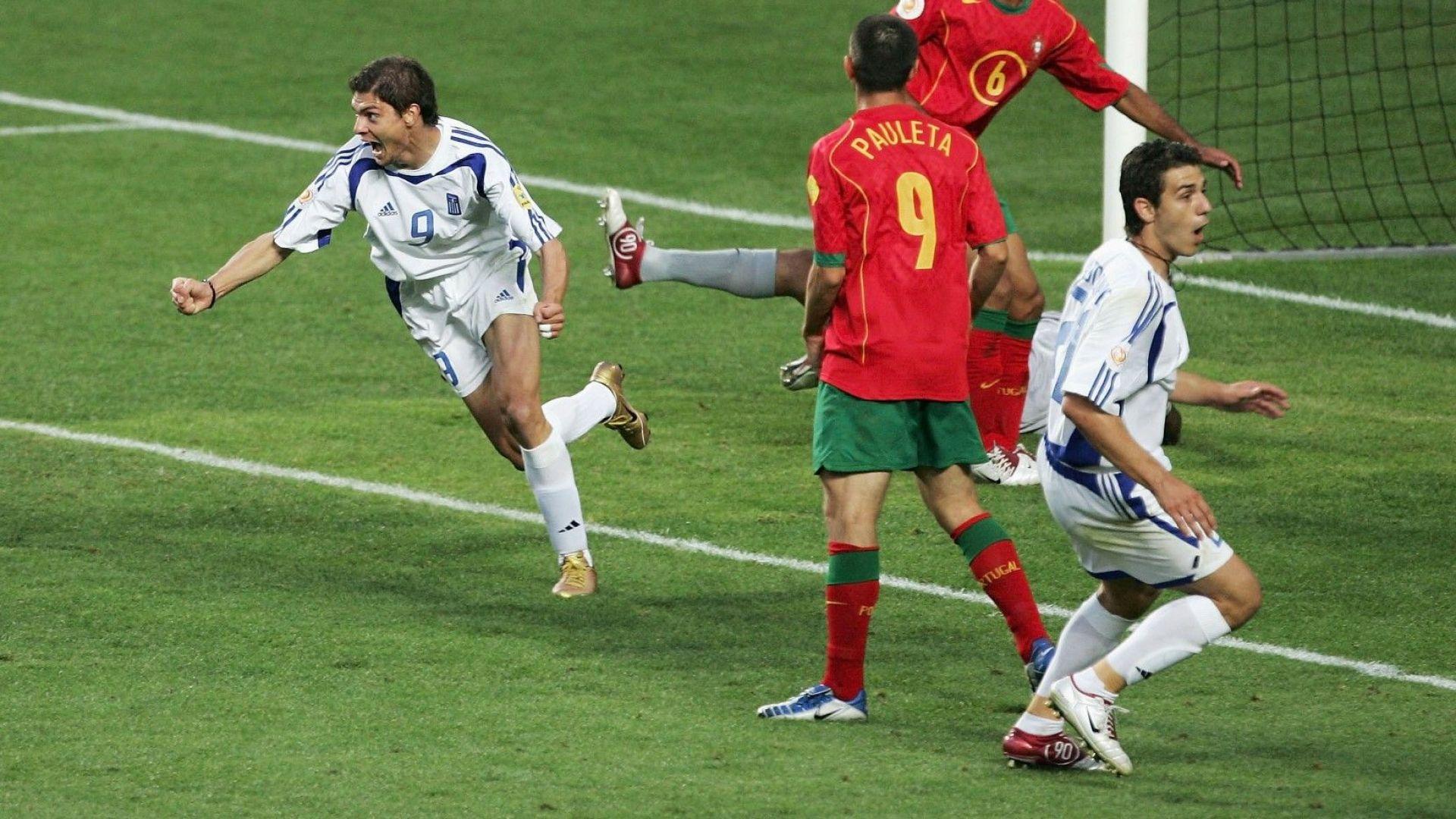 Време за спортна класика у дома: Футболното чудо и сълзите на Роналдо