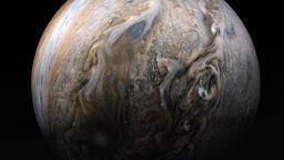 Нова порция от снимки на Юпитер (галерия)
