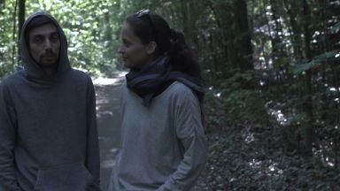 Елена Телбис и Ованес Торосян в новото видео на DESY