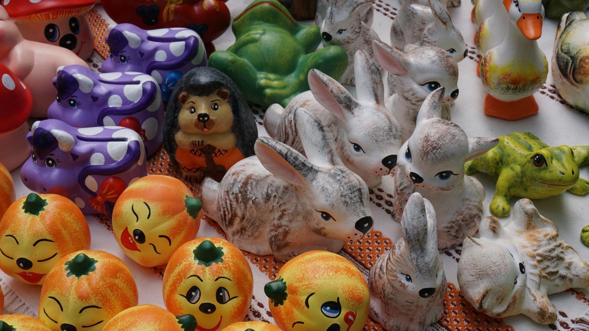 """""""Сръчко"""" в Приморския парк: Над 100 майстори творят на живо"""