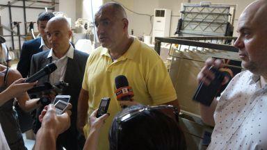 Борисов: Разбитата фабрика за нелегални цигари е най-голямата в страната