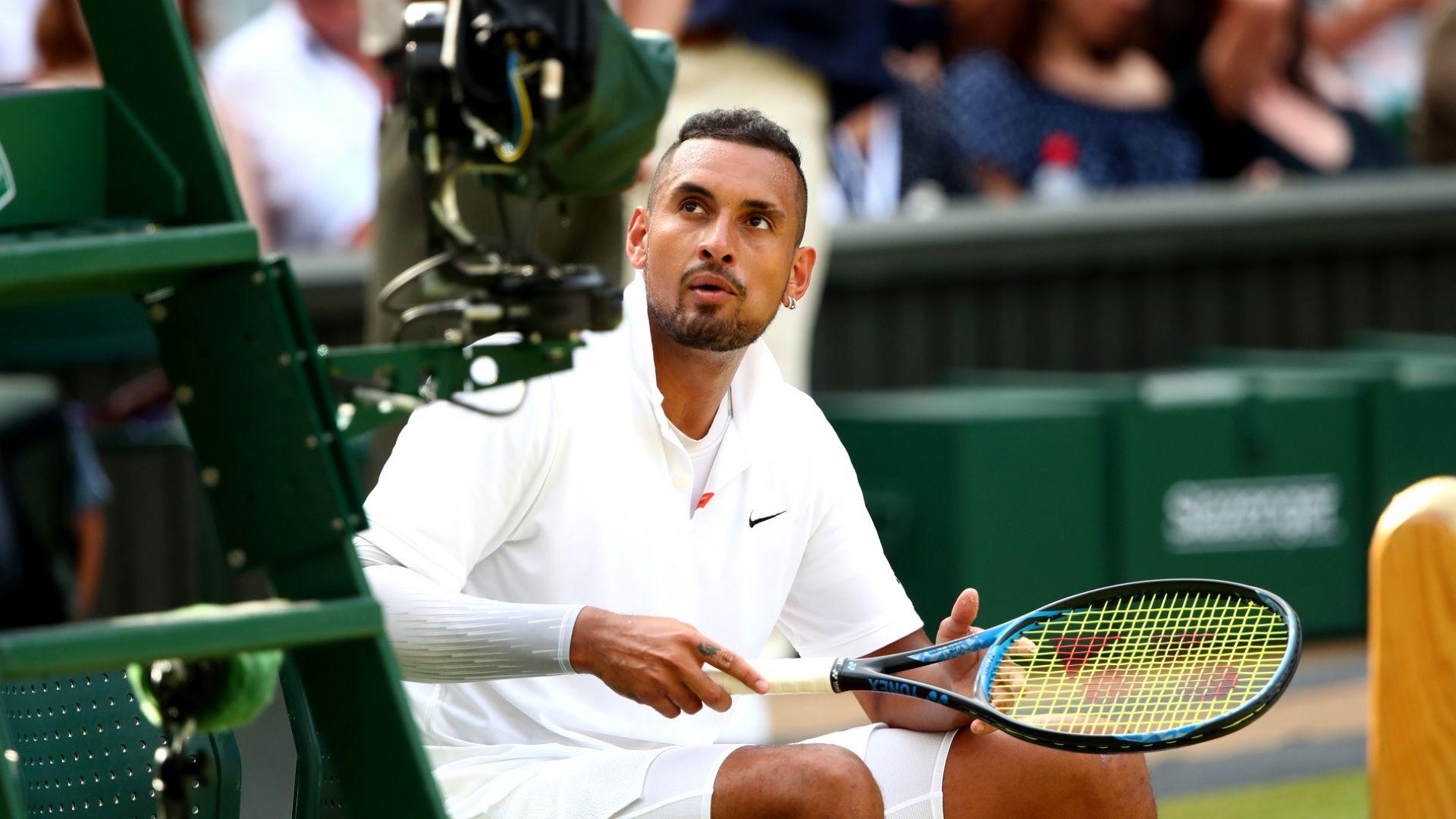 ATP наложи 6-месечна пробация на Ник Кирьос