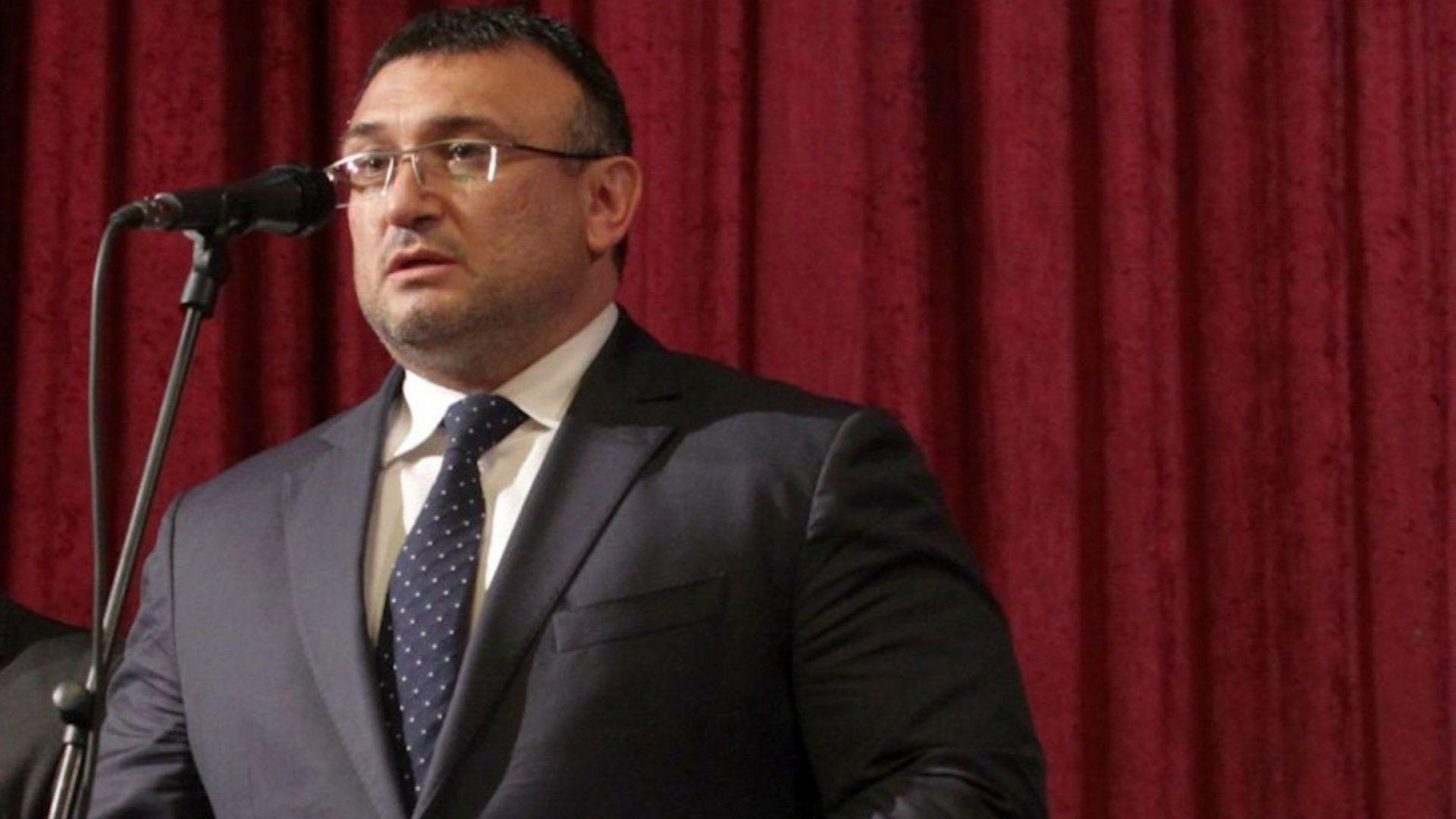Младен Маринов: В България няма условия за мафиотски структури