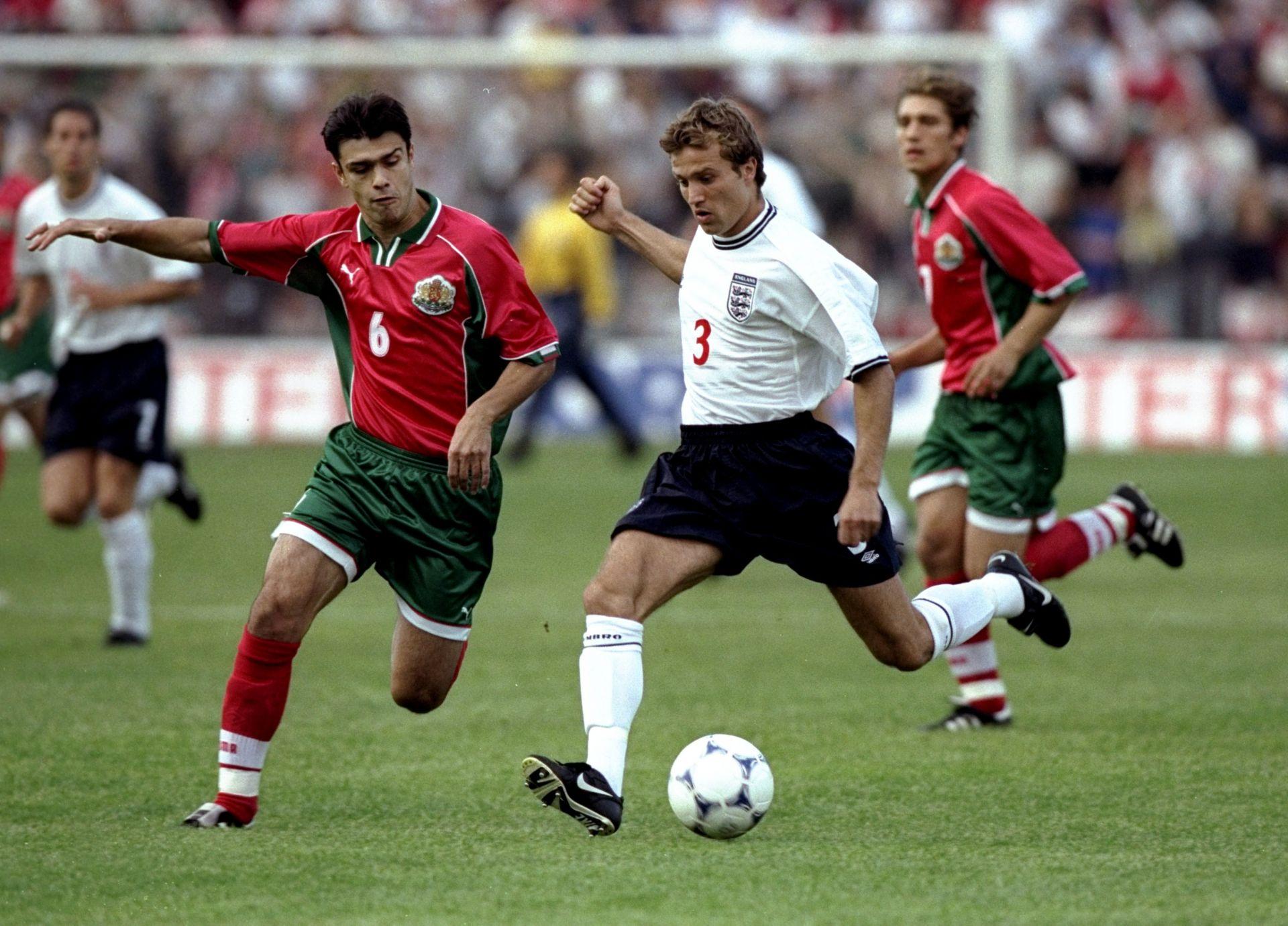 Той стигна до националния тим, а светът го видя в мача срещу Англия