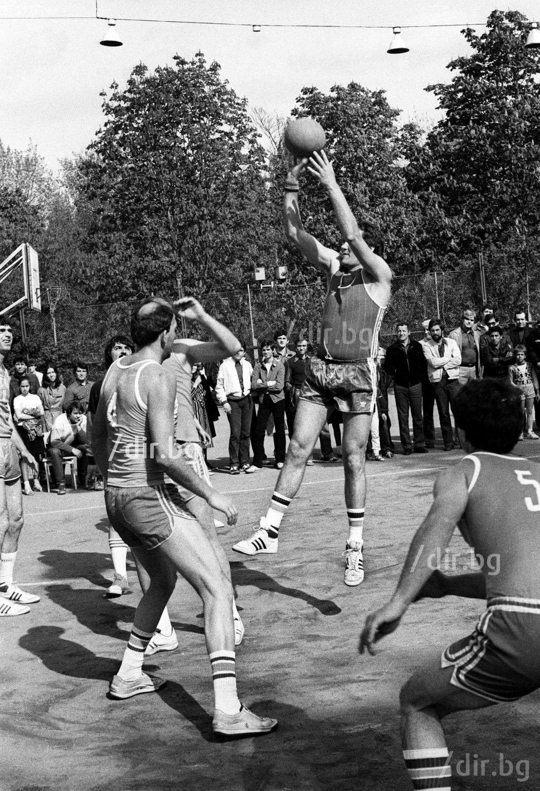 Една от големите личности в българския баскетбол