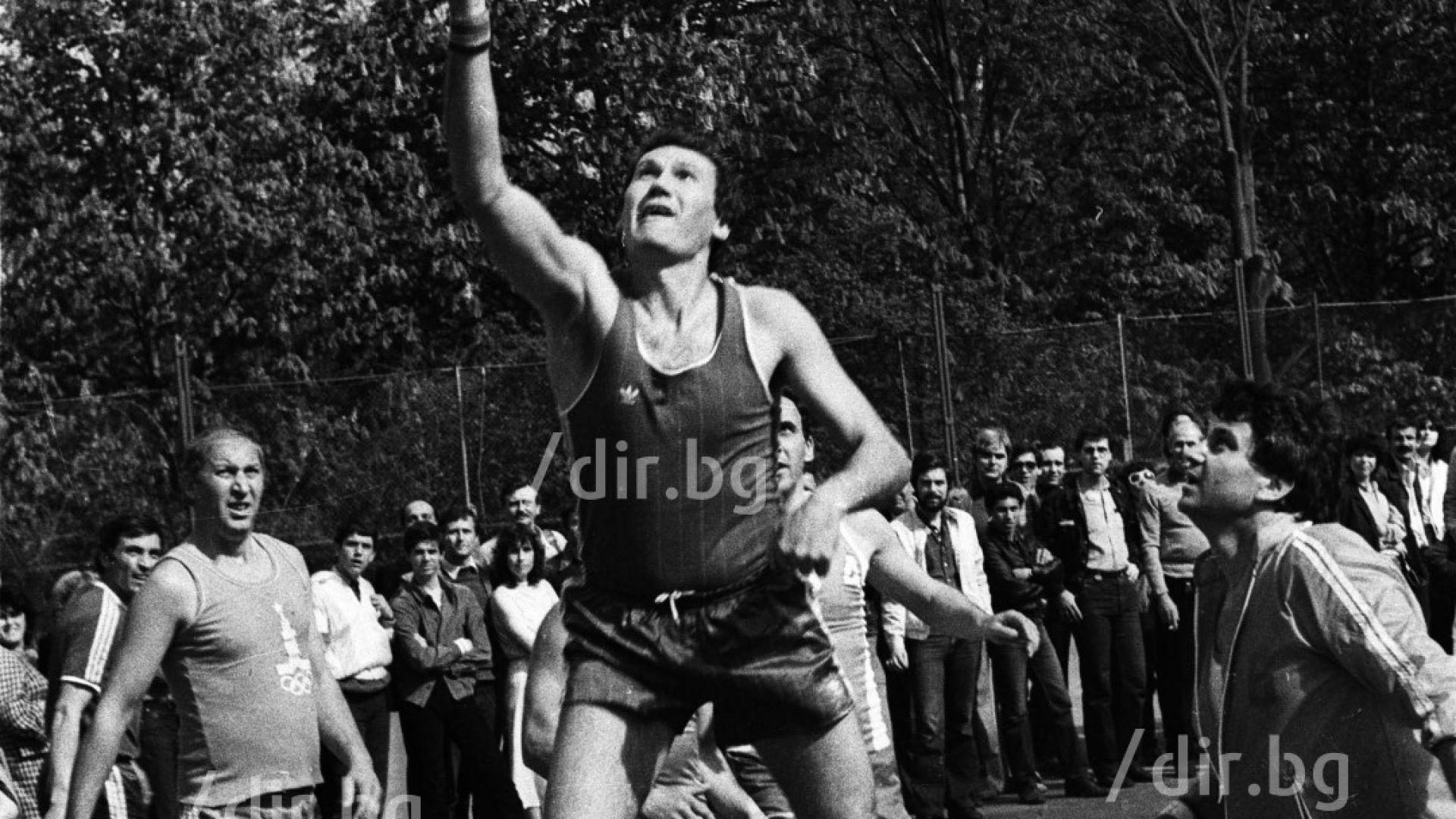 Легендата Атанас Голомеев официално е в Залата на славата