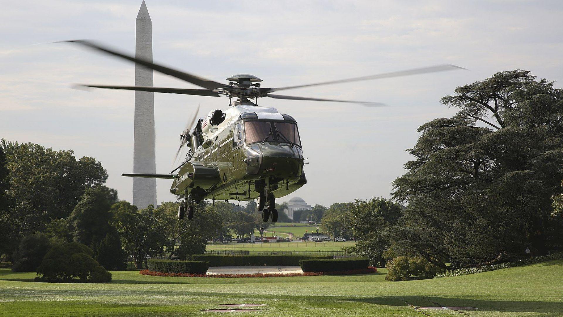 Каква военна техника изкара САЩ за военния парад на 4 юли
