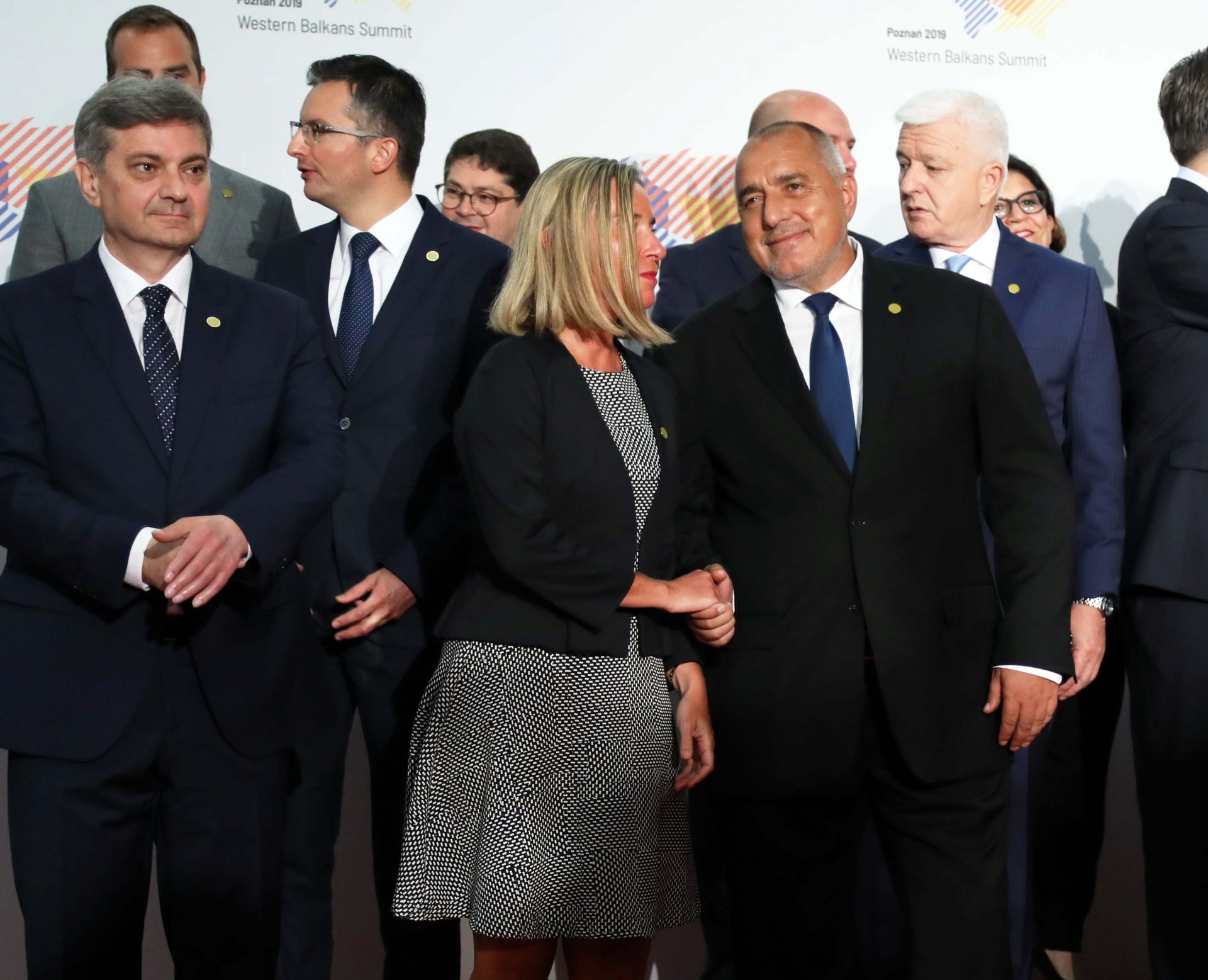 Борисов поздравява Федерика Могерини - върховен представител на ЕС по външните работи