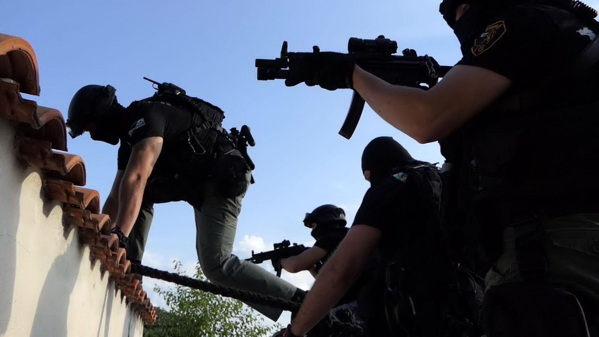ГДБОП задържа 4-ма педофили след сигнал от Департамента за вътрешна сигурност на САЩ