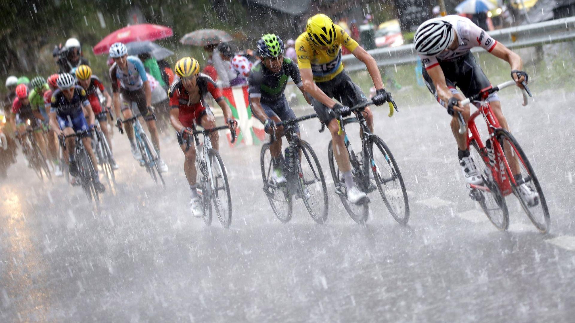 """Преместиха """"Тур дьо Франс"""" на други дати заради Олимпиадата"""