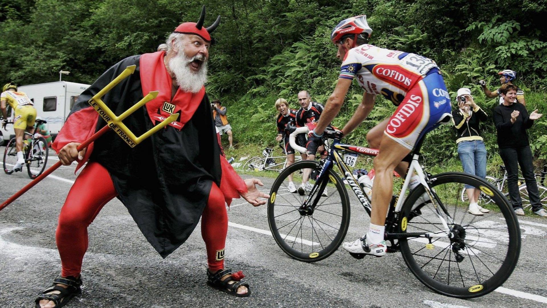 """Изхвърлят целия отбор от """"Тур дьо Франс"""" при два положителни теста за Covid-19"""
