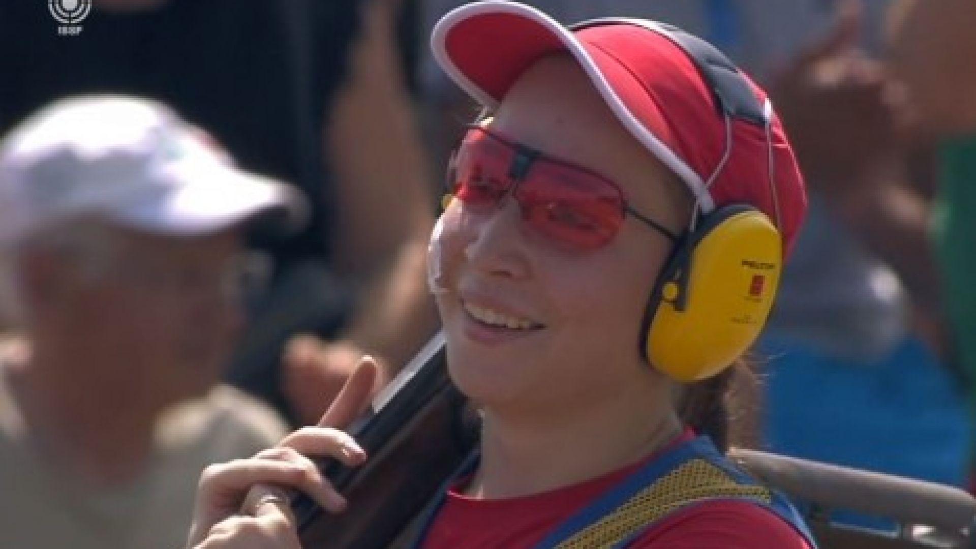 Българка стана световна шампионка по ловна стрелба