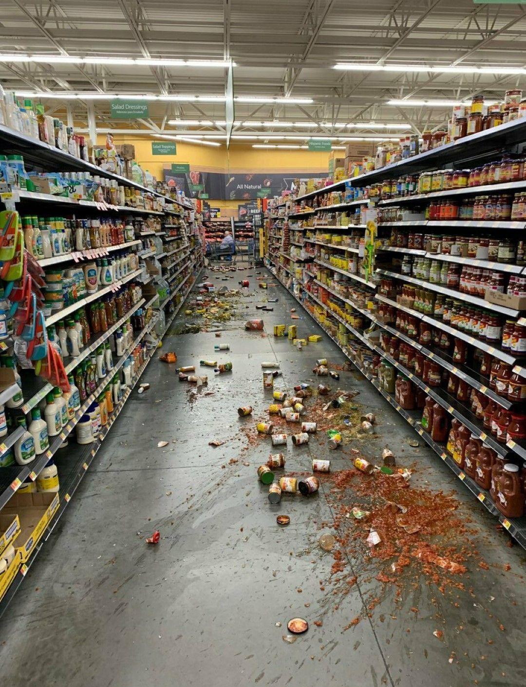 Това е най-силното земетресение в района от 20 години насам