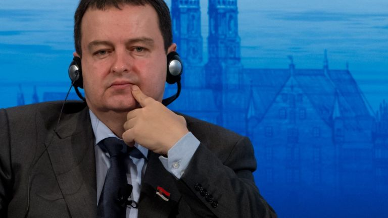 Председателят на сръбския парламент направи оценката, че премиерът на Република