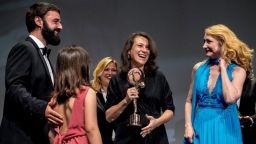 """Българо-гръцкият филм """"Бащата"""" - с Голямата награда на фестивала в Карлови Вари"""