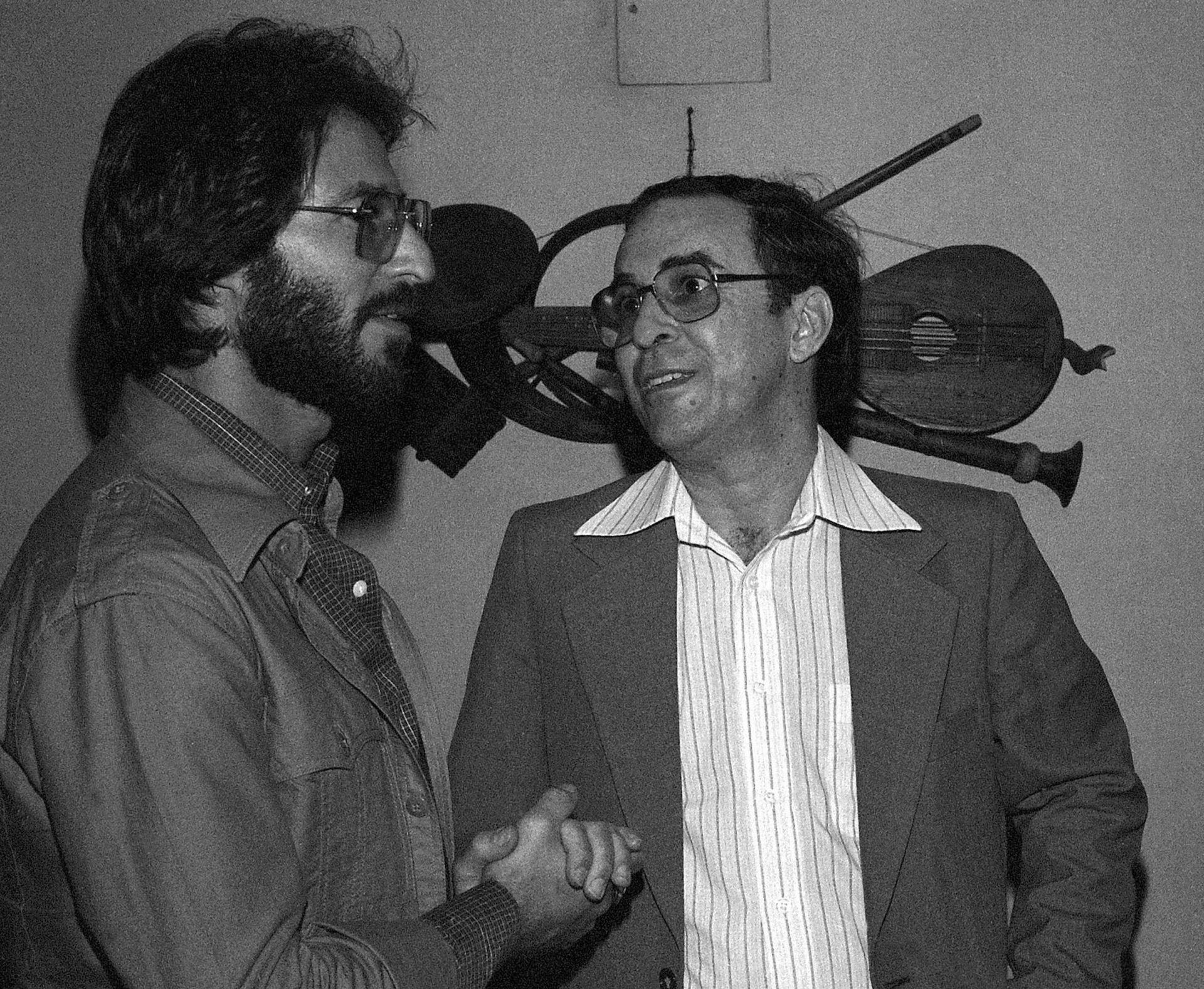 През 1978 година - на джазфест в Ню Йорк