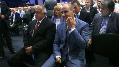 ГЕРБ прие оставката на Цветанов. Борисов: Представяте ли си да я бях оттеглил, както в БСП