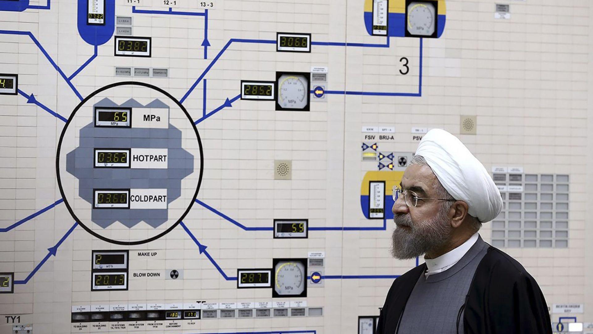 Германия, Франция и Англия предупреждават за разпадане на иранската ядрена сделка