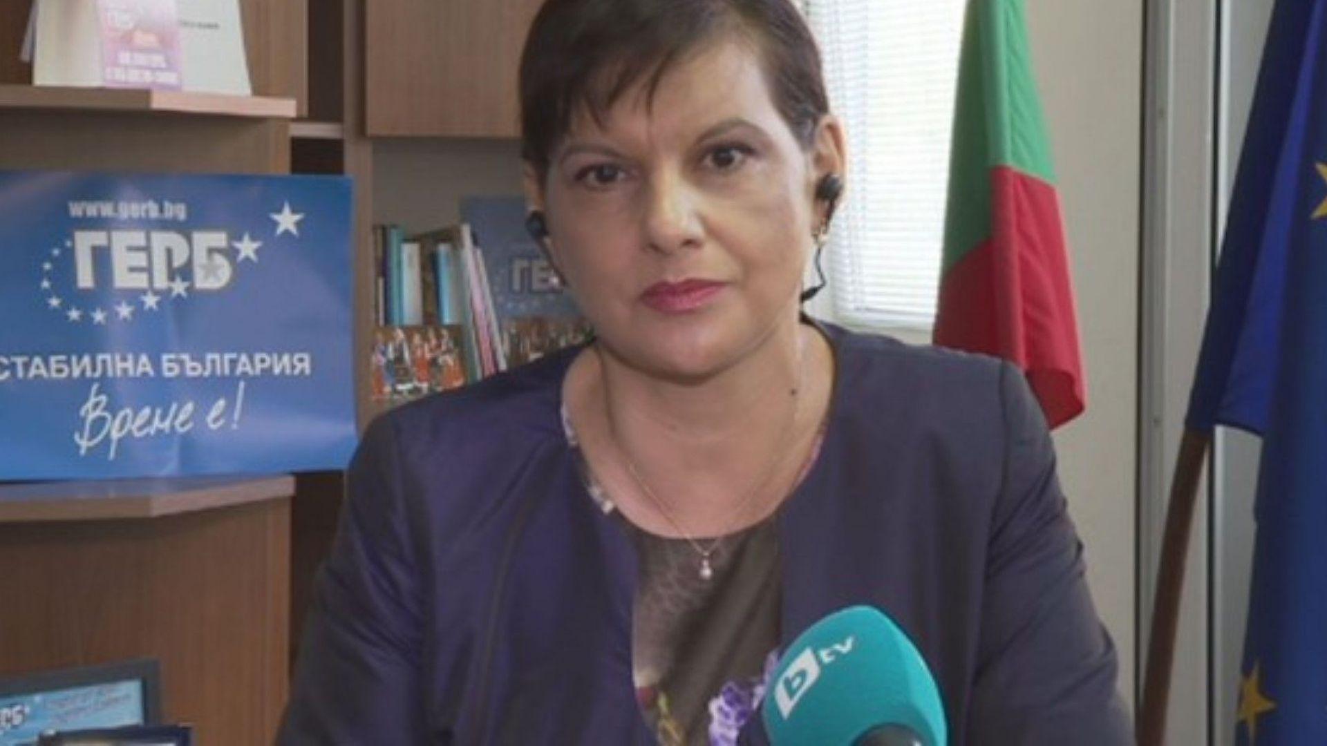Дариткова: Отстраняването на Цветанов е с превантивен характер